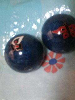 不思議な球
